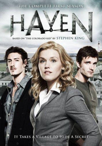 Смотреть Тайны Хейвена / Хейвен онлайн в HD качестве 720p