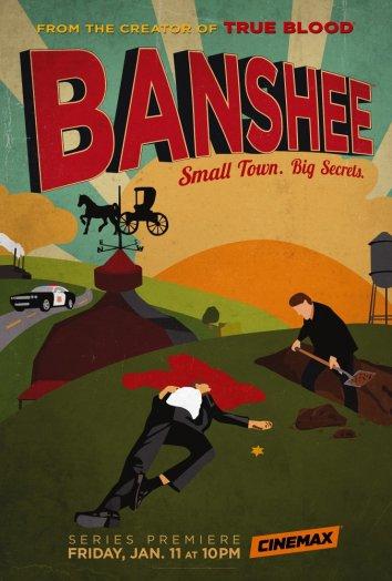 Смотреть Банши онлайн в HD качестве 720p