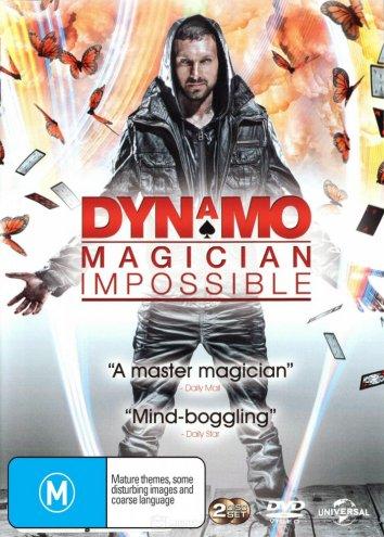 Смотреть Динамо: Невероятный иллюзионист онлайн в HD качестве 720p