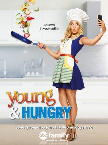 Смотреть Молодые и голодные онлайн в HD качестве 720p
