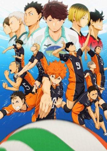 Смотреть Волейбол!! онлайн в HD качестве 720p
