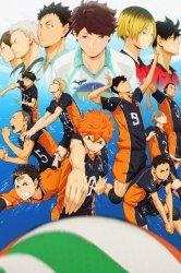 Смотреть Волейбол!! онлайн в HD качестве
