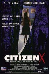 Смотреть Гражданин Икс онлайн в HD качестве