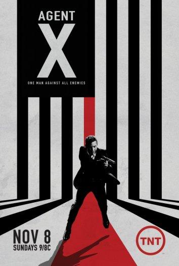 Смотреть Агент Икс онлайн в HD качестве 720p