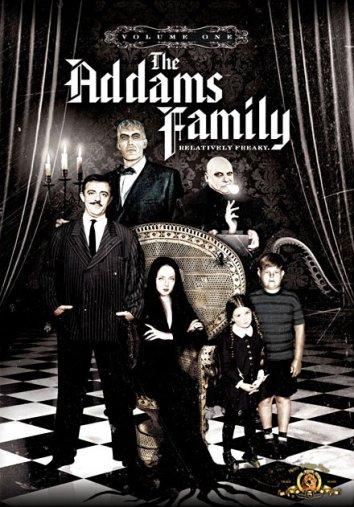 Смотреть Семейка Аддамс онлайн в HD качестве 720p