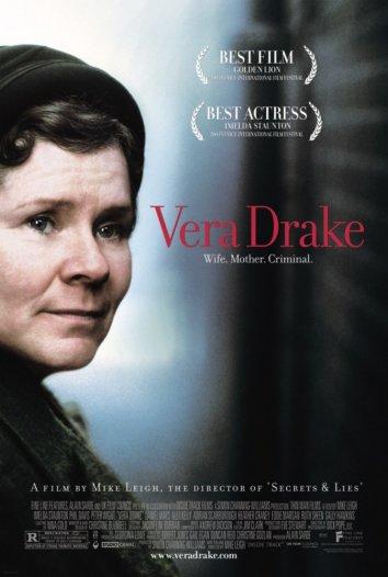 Смотреть Вера Дрейк онлайн в HD качестве 720p