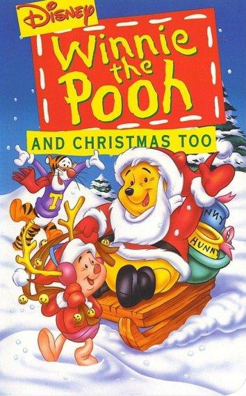 Смотреть Винни Пух и Рождество онлайн в HD качестве 720p