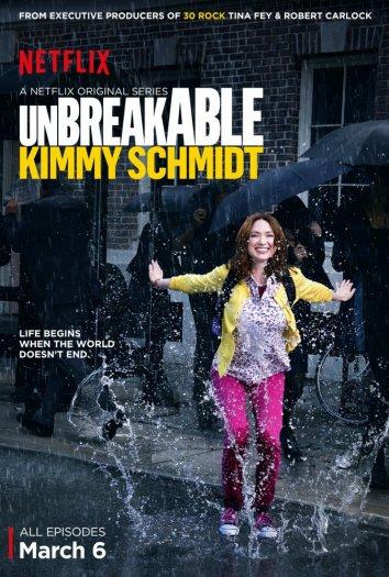 Смотреть Несгибаемая Кимми Шмидт онлайн в HD качестве 720p