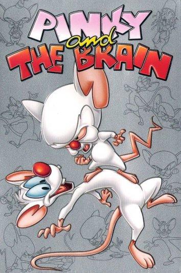 Смотреть Пинки и Брейн онлайн в HD качестве 720p