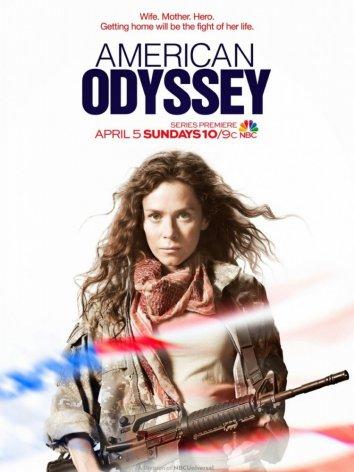 Смотреть Американская одиссея онлайн в HD качестве 720p