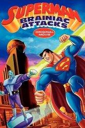 Смотреть Супермен: Брэйниак атакует онлайн в HD качестве