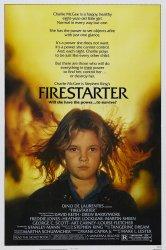 Смотреть Порождающая огонь / Воспламеняющая взглядом онлайн в HD качестве