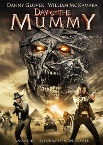 Смотреть День мумии онлайн в HD качестве 720p