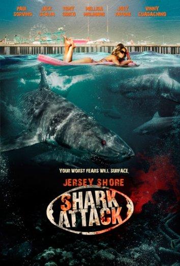 Смотреть Нападение акул на Нью-Джерси онлайн в HD качестве 720p