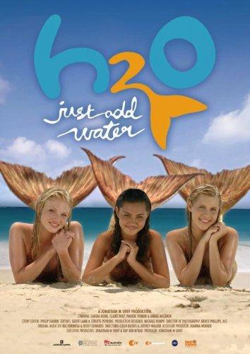 Смотреть H2O: Просто добавь воды онлайн в HD качестве 720p