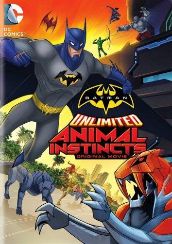 Смотреть Безграничный Бэтмен: Животные инстинкты онлайн в HD качестве 720p