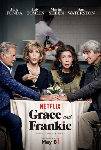 Смотреть Грейс и Фрэнки онлайн в HD качестве 720p