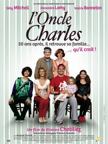 Смотреть Дядя Шарль онлайн в HD качестве 720p