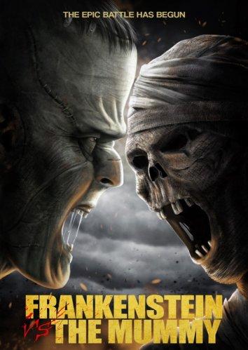 Смотреть Франкенштейн против мумии онлайн в HD качестве 720p