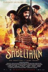 Смотреть Капитан Саблезуб и сокровища Лама Рама онлайн в HD качестве 720p