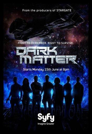 Смотреть Тёмная материя онлайн в HD качестве 720p