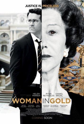 Смотреть Женщина в золотом онлайн в HD качестве 720p