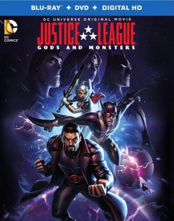 Смотреть Лига справедливости: Боги и монстры онлайн в HD качестве 720p