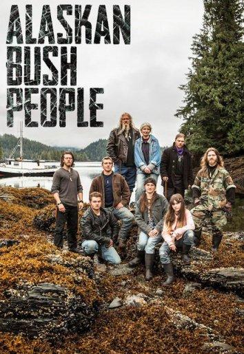 Смотреть Аляска: Семья из леса онлайн в HD качестве 720p