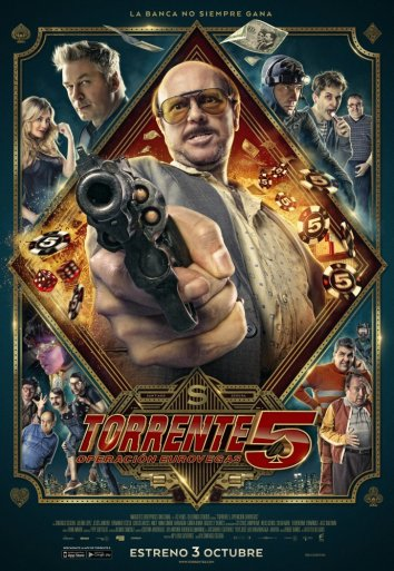 Смотреть Торренте5 онлайн в HD качестве 720p