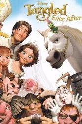 Смотреть Рапунцель: Счастлива навсегда онлайн в HD качестве 720p