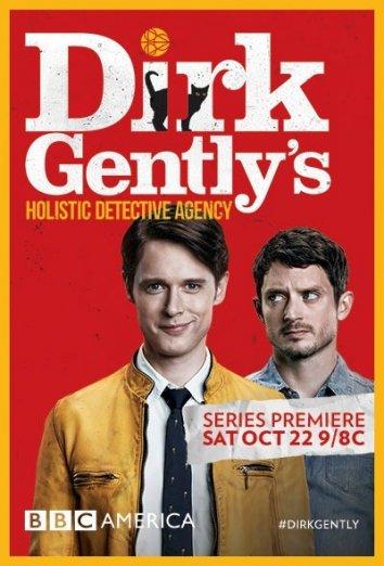 Смотреть Детективное агентство Дирка Джентли онлайн в HD качестве 720p