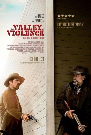 Смотреть В долине насилия онлайн в HD качестве 720p