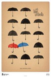 Смотреть Синий зонтик онлайн в HD качестве