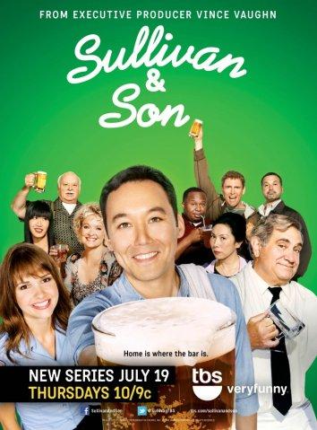 Смотреть Салливан и сын онлайн в HD качестве 720p