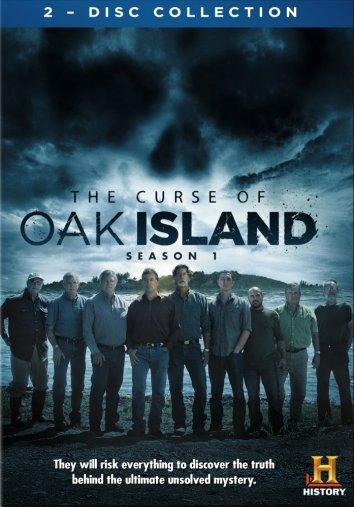 Смотреть Проклятие острова Оук онлайн в HD качестве 720p