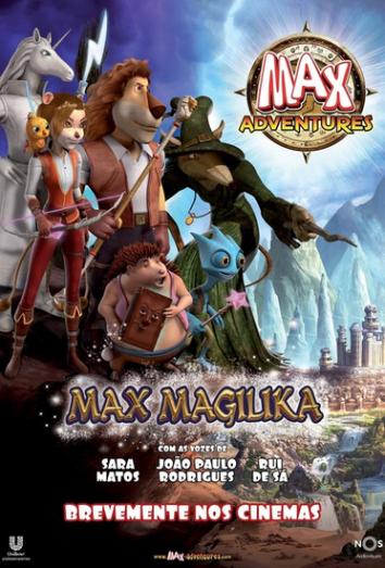 Смотреть Макс. Маджилика онлайн в HD качестве 720p