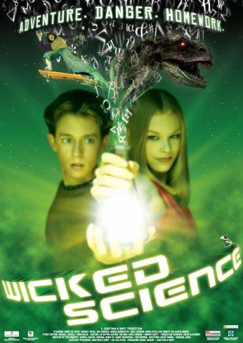 Смотреть Злая наука онлайн в HD качестве 720p