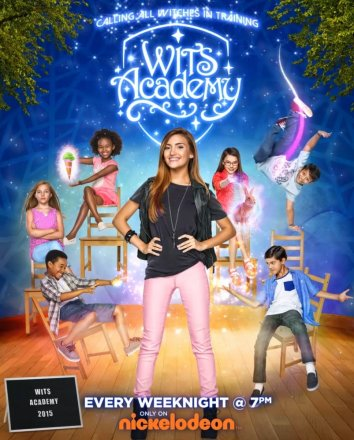 Смотреть Академия Уитс / Академия Ведьм онлайн в HD качестве 720p