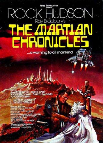 Смотреть Марсианские хроники онлайн в HD качестве 720p