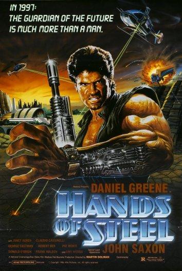Смотреть Стальные руки онлайн в HD качестве 720p