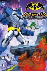Смотреть Безграничный Бэтмен: Роботы против мутантов онлайн в HD качестве