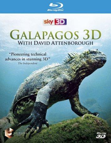 Смотреть Галапагосы с Дэвидом Аттенборо онлайн в HD качестве 720p