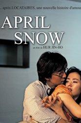 Смотреть Апрельский снег онлайн в HD качестве