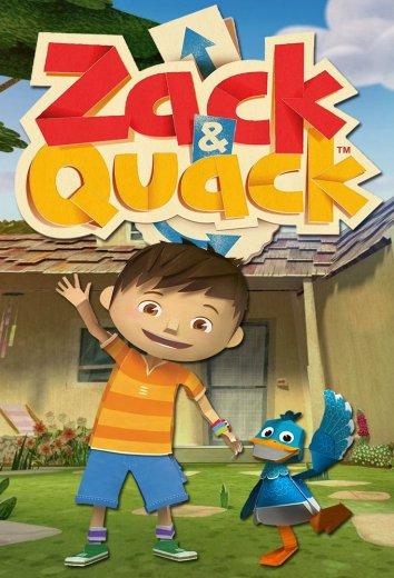 Смотреть Зак и Кряк онлайн в HD качестве 720p