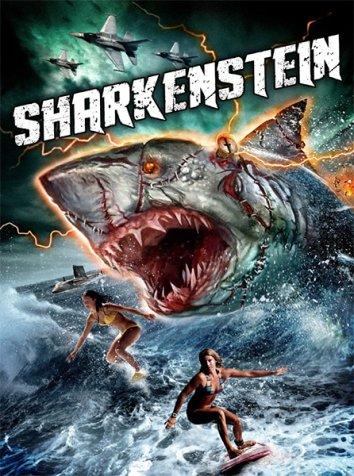 Смотреть Акула-Франкенштейн онлайн в HD качестве 720p