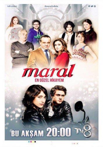Смотреть Марал онлайн в HD качестве 720p