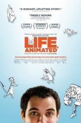 Смотреть Анимированная жизнь онлайн в HD качестве