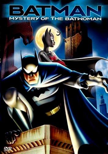 Смотреть Бэтмен и тайна женщины-летучей мыши онлайн в HD качестве