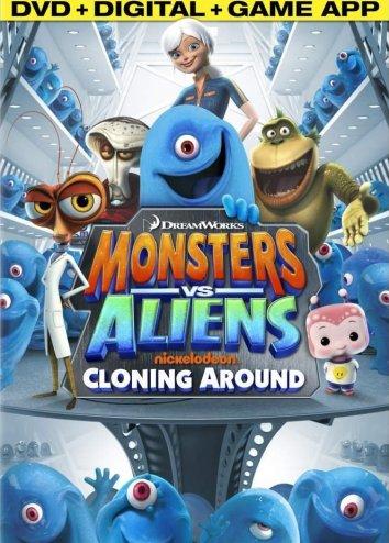 Смотреть Монстры против пришельцев онлайн в HD качестве 720p