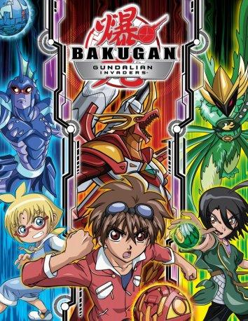 Смотреть Бакуган [ТВ-3] онлайн в HD качестве